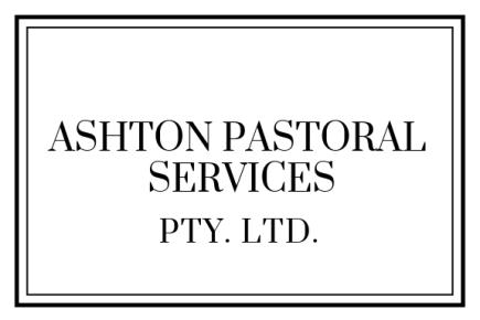 Ashton Pastoral Services