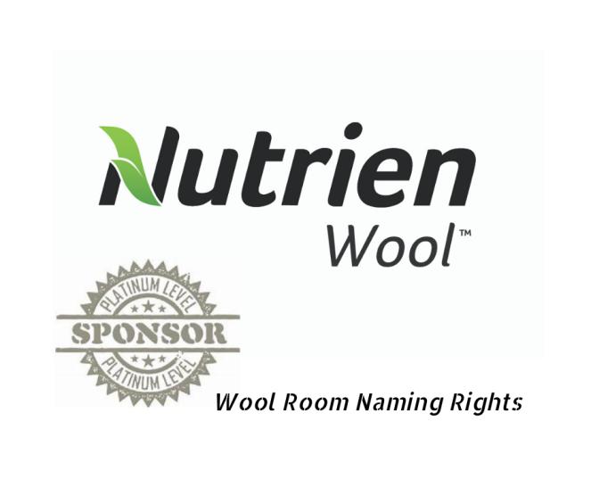 Nutrien Wool Platinum Sponsor logo